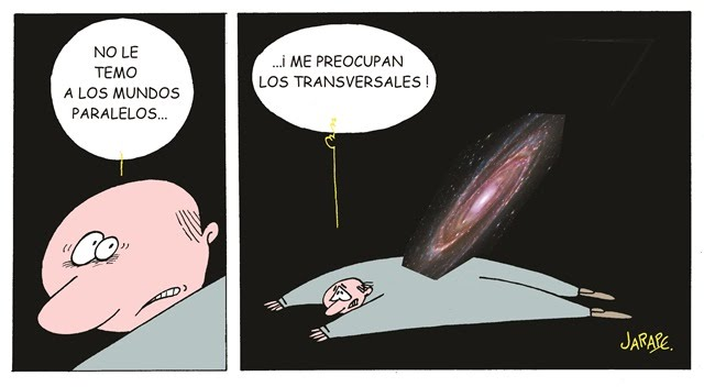 Transversal worlds