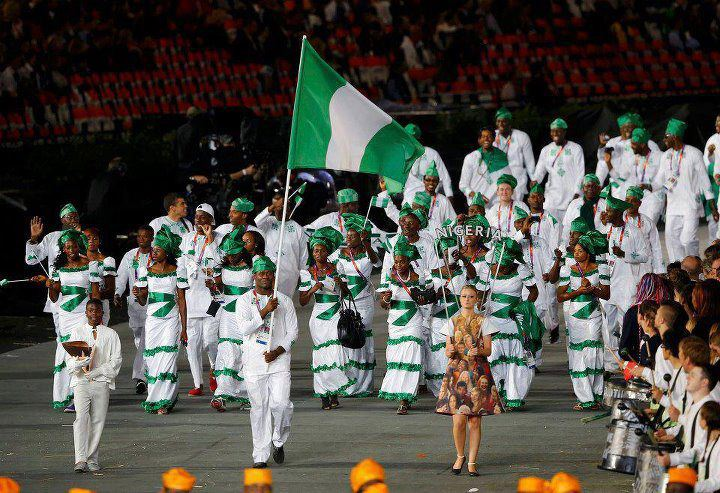nigeria london 2012 olympic game