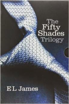 Buy Fifty Shades Trilogy Boxed Set Rs. 604 only at Paytm