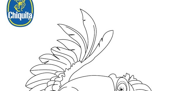 Rio 2 Coloring Pages Pdf : Coloring activity pages rafael from quot rio page