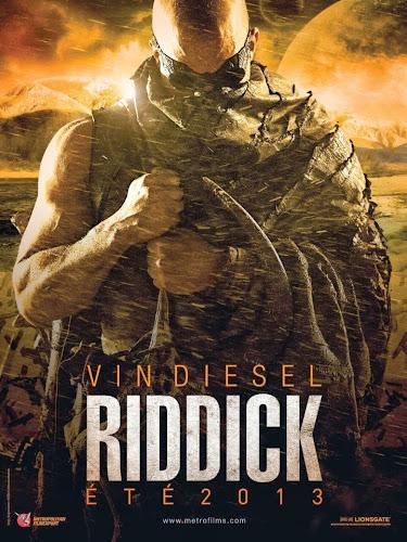 Baixar Riddick 3 DVDRip - Dual Áudio + Legenda
