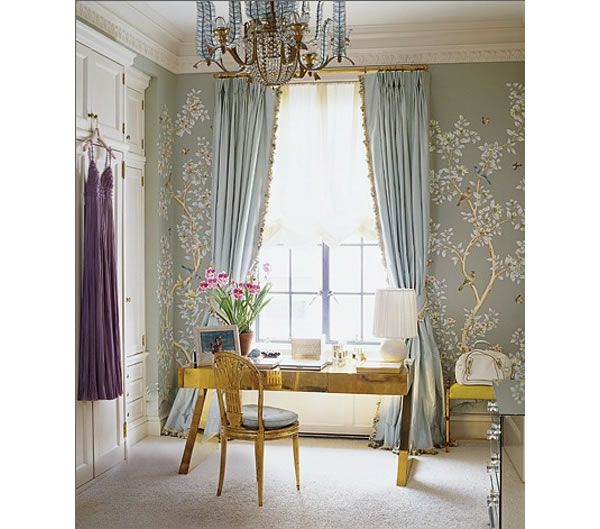 Aerin Gold Home Decor Inspiration: Glamour Drops :: A Quest For The Glamorous Details In Life