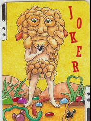 2000PIPS by Peter Wood Joker 1 Transformation Deck