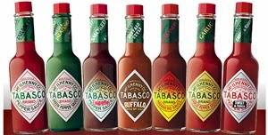 Tabasco Sauce Gift Set