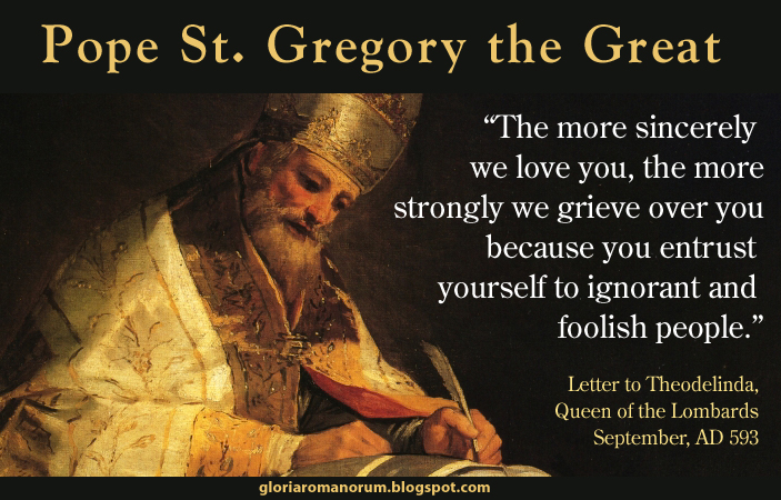 the life and work of st gregory the great General audience of 28 may 2008: saint gregory the great (1) saint gregory the great (1) could acquire that deep understanding of sacred scripture and of the fathers of the church that later served him in his work.