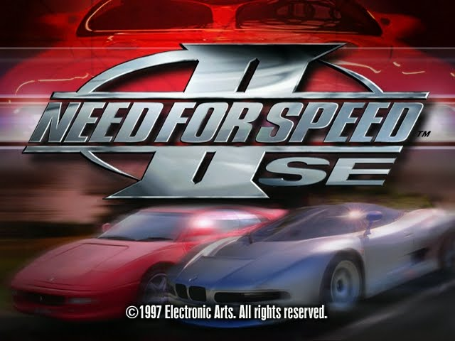 Need For Speed II SE
