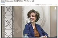 """PROGRAMA """"LA TRIBU"""" entrevista 2015"""