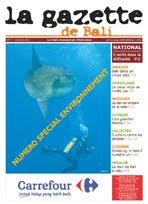 La Gazette de Bali octobre 2011