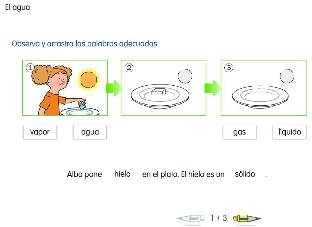 http://www.primerodecarlos.com/SEGUNDO_PRIMARIA/enero/tema2/actividades/cono/estados_agua/agua.swf