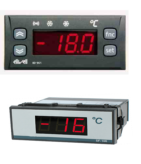 jual thermostat digital coldstorage dan water chiller