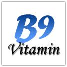 Fungsi vitamin B9 bagi tubuh