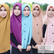 HIJAB BUTTON EXCLUSIVE