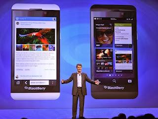 venta compañía blackberry