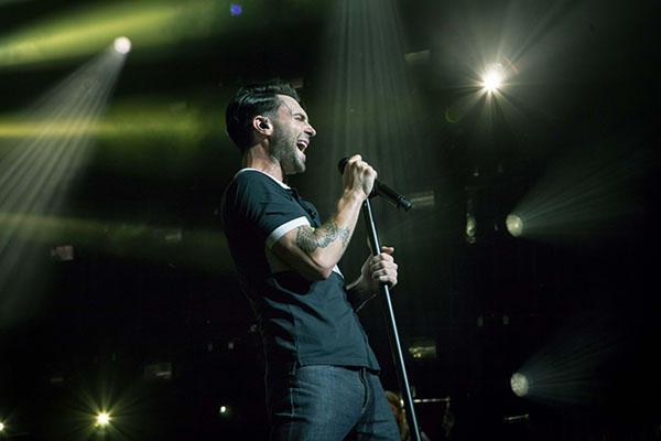 Lirik Lagu Sugar by Maroon 5 (Adam Levine)
