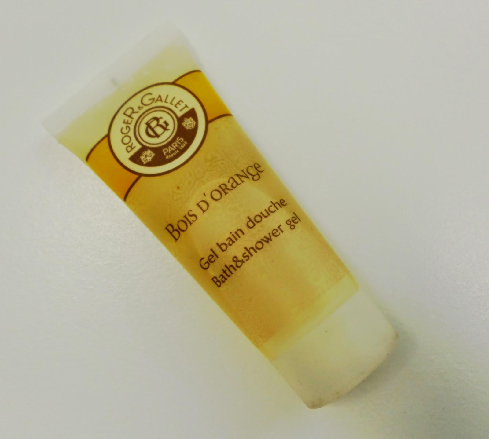 Roger & Gallet Bois D'Orange Bath & Shower Gel
