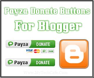 Payza Donate Button