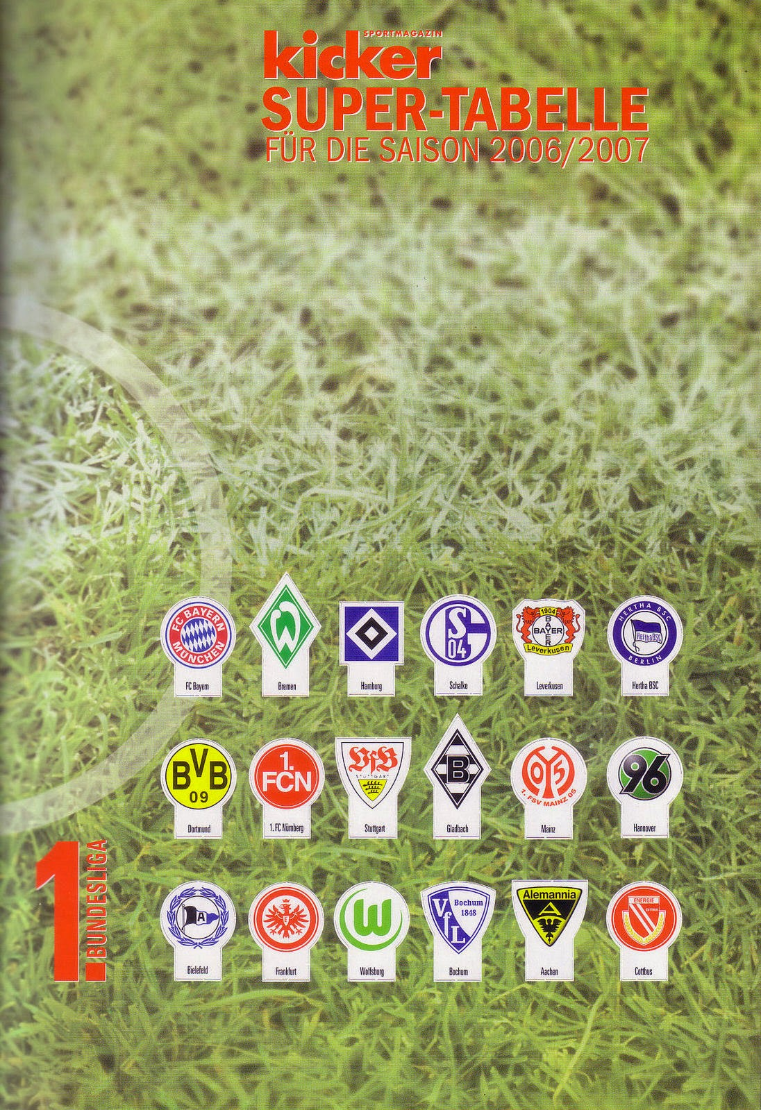 Football Cartophilic Info Exchange Kicker Magazin