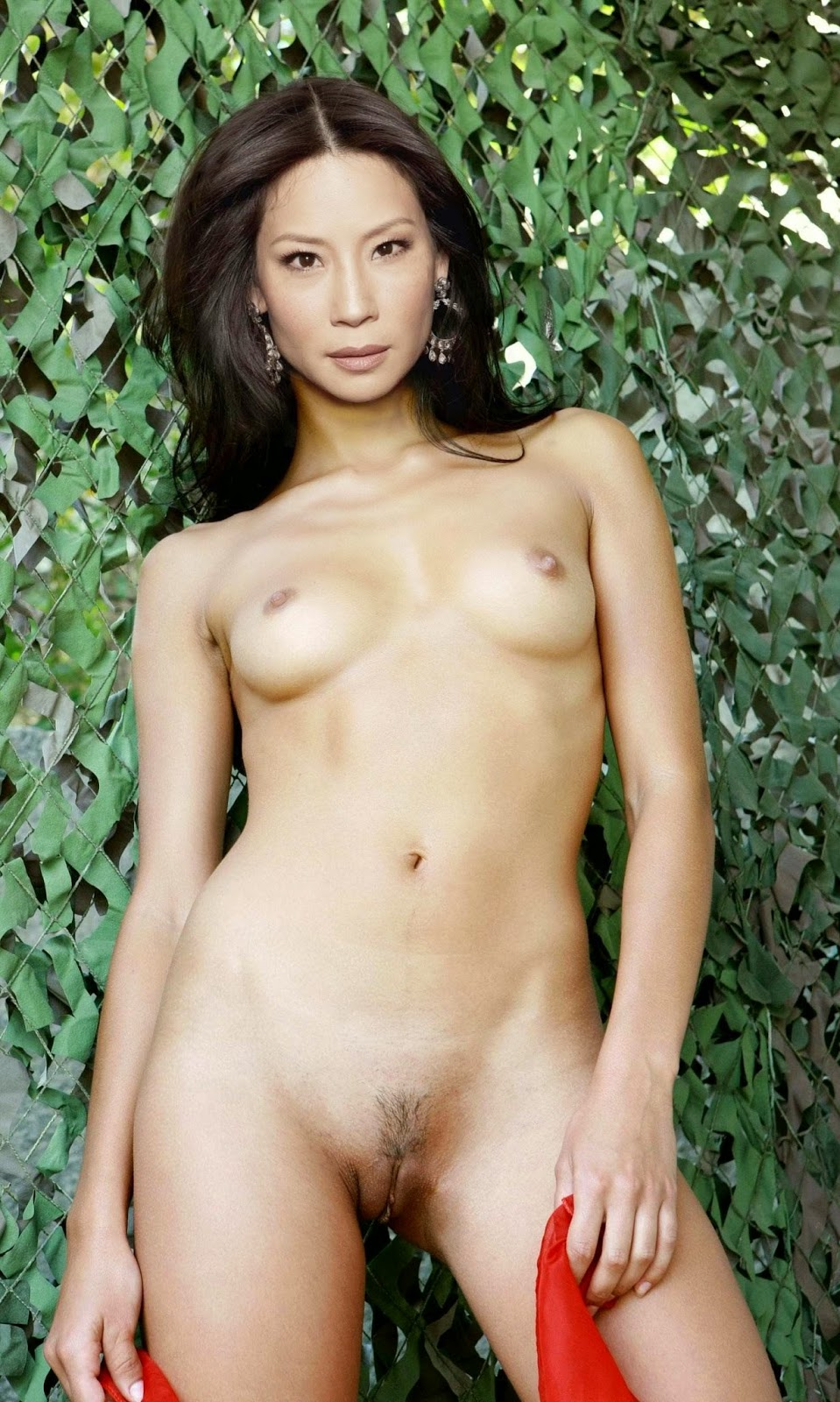 Japanese actress Nude,fake