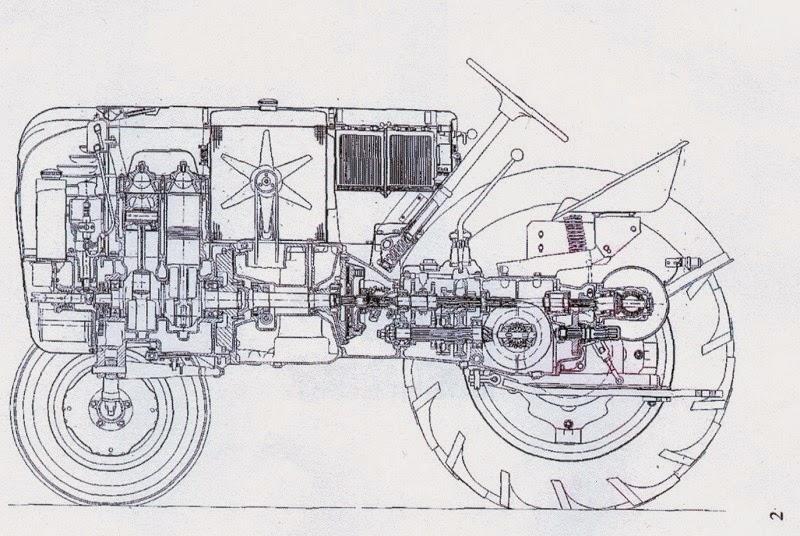 tractores en 1 43