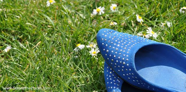Blue Suede Shoes London