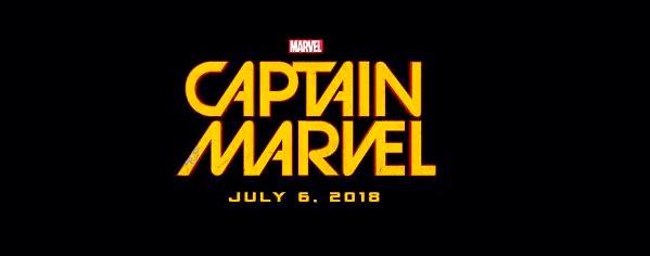 Logo Captain Marvel
