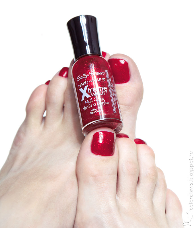 Sally Hansen #390 Red Carpet