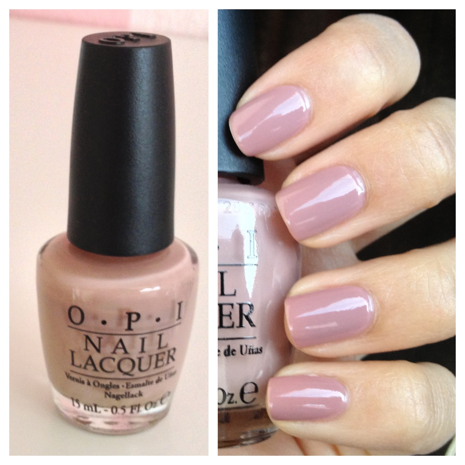 What I Blog About When I Blog About Books: Polish Comparison: OPI ...