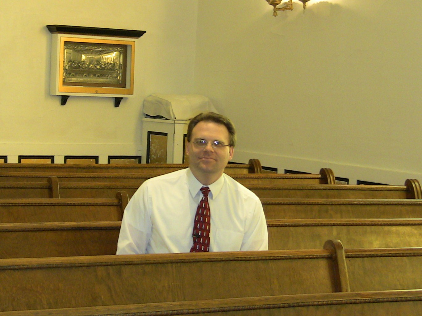 Man pastor wiley at first baptist church of jefferson maine