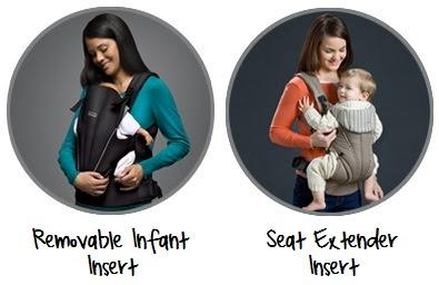 Britax Baby Carrier Seat Extender