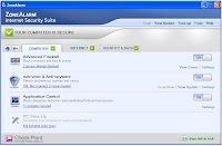 ZoneAlarm Internet Security Suite - screenshot 1
