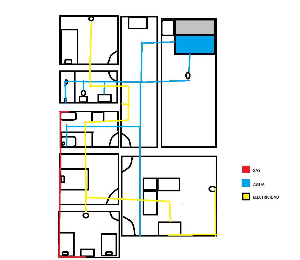 Portafolio de tecnologia e informatica - Como hacer unos planos de una casa ...