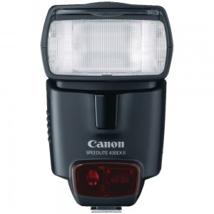 Canon-Speedlite 430EX II Hotshoe Flash