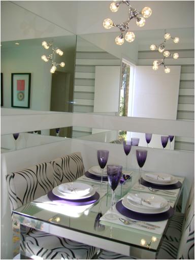 Sala De Jantar Com Espelho ~ Comprando e Decorando o meu Apê Sala de Jantar!!!