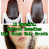 12 Powerful Natural Remedies that Boost Hair Growth and Prevent Hair Loss