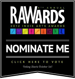 Vote for The Art Monkeys - 2012 RAWards
