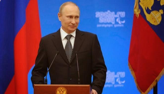 """Rusia Umumkan Crimea """"Negara yang Berdaulat dan Merdeka"""""""