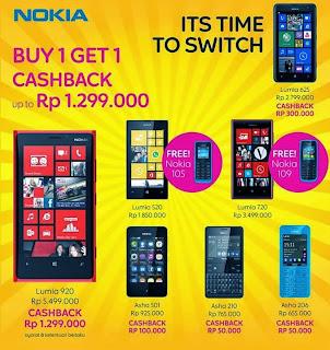 Nokia Promo Indocomtech 2013