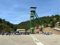 Un dels castellets del Parc Cultural de la Muntanya de Sal. Autor: Francesc (Manresa)