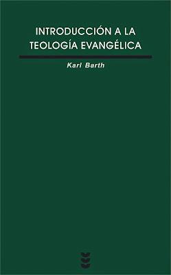 Karl Barth-Introducción a La Teología Evangélica-