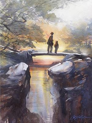 cuadros-de-paisajes-pintados-con-acuarela