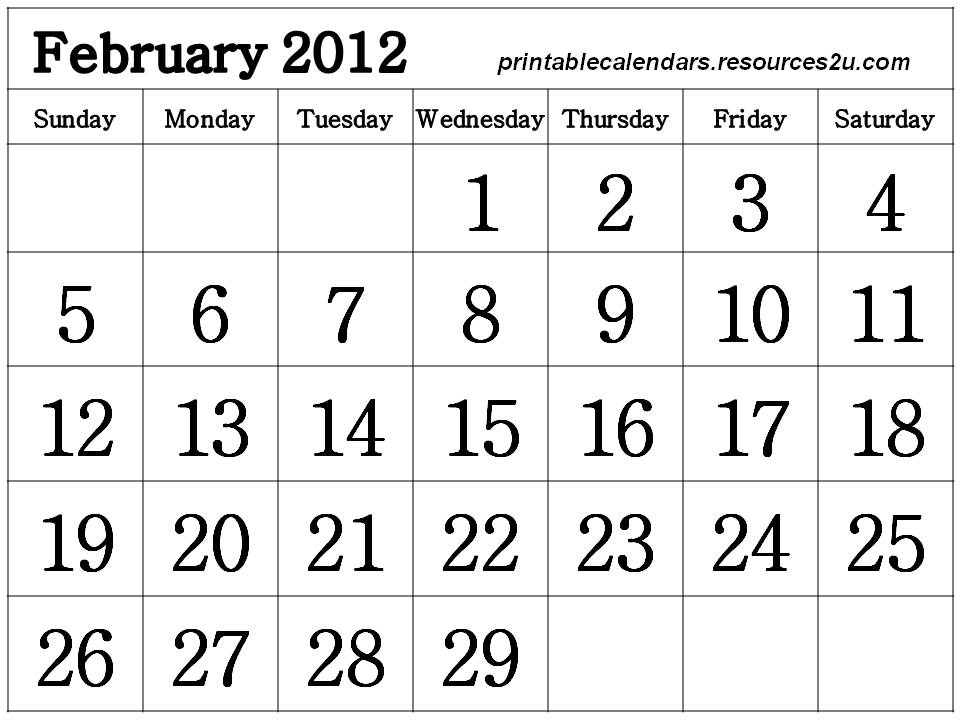 yearly calendar 2012 printable. calendar 2012 printable.