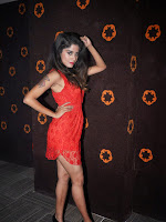 Actress Anukruti Hot Photos Gallery in Red-cover-photo