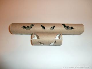 spooky paper rolls 03     wesens-art.blogspot.com