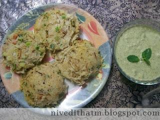 How to make vermicelli Idli