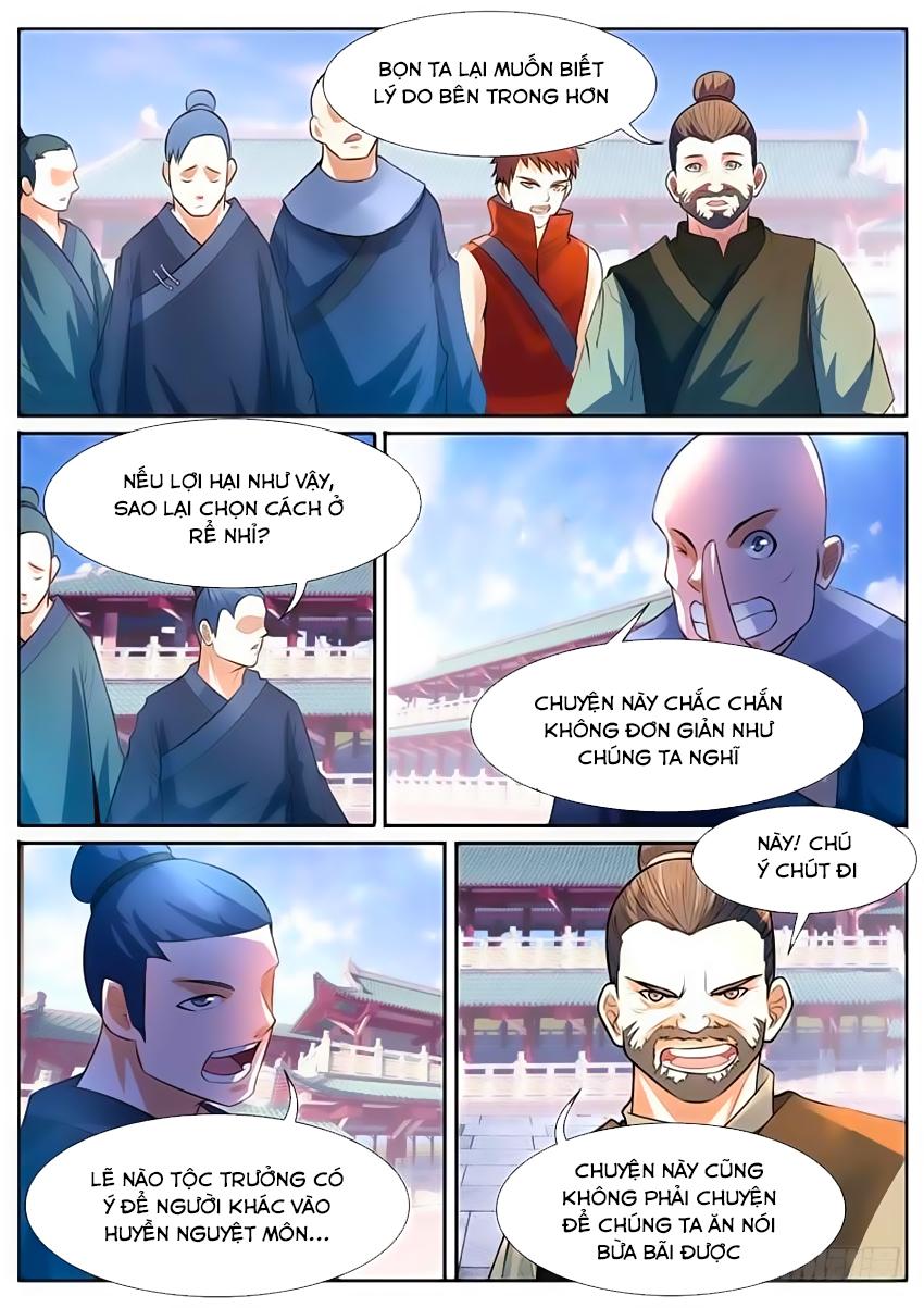 Ngự Thiên chap 18 - Trang 6