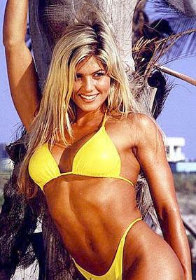 Former Fitness Competitor - Torrie Wilson