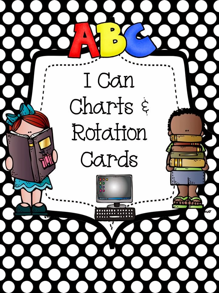 http://www.teacherspayteachers.com/Product/Workstation-I-Can-Charts-and-Rotation-Pictures-1054142