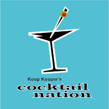 Cocktail Nation Radio Show Logo