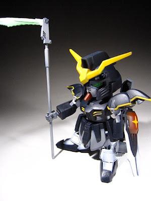 SD Gundam Deathscythe