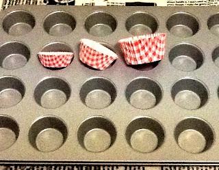 Bandeja Mini Cupcakes